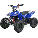 "ATV-Z02 Kids ATV with Chain Transmission, Pull start! Disc Brake! 6"" Tires! Powerful Engine!"