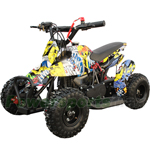 X-PRO 40cc Kids ATV with Chain Transmission, Exclusive Model, Brand New Version! Disc Brake!