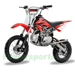 "DB-X20 Razz Motors 125cc PitBike with 4-speed Manual Transmission, Kick Start! 14""/12"" Tires! Zongshen Brand Engine! Top Quality"