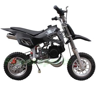 ab6f4b75265 Coolster QG-50 50cc 2-Stroke Mini Dirt Bike, Front & Rear Disc Breaks,  Super Fast!
