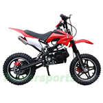 DB-X27 Coolster 50cc Mini Dirt Bike with Automatic Transmission, Front & Rear Disc Breaks, Super Fast!