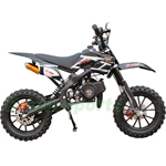 "X-PRO DB-Q005 50cc Dirt Bike with Automatic Transmission! 10"" Alloy Wheels! with Kill Tether, Pull Start, Disc Brakes!"