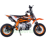 "DB-T009 110cc Dirt Bike with Automatic Transmission, Electric Start, Hydraulic Disc Brake! Chain Drive! 10"" Wheels!"