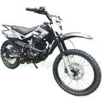 "DB-W001 2020 Viper 150cc Dirt Bike with 5-Speed Manual Transmission and Kick Start! 19""/16"" Wheels!"