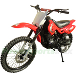 "Fully Assembled and Tested! DB-W001 150cc Dirt Bike with 5-Speed Manual Transmission and Kick Start! 19""/16"" Wheels!"