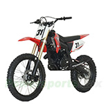 "Fully Assembled and Tested! HX 250 Dirt Bike with Manual Transmission and Kick Start! Hydraulic Disc Brakes, Big 21""/18"" Wheels!"