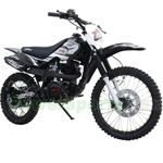 "X-PRO 2020 Version Hawk 150cc Dirt Bike with 5-Speed Manual Transmission and Kick Start! 19""/16"" Wheels! with Free X-PRO Cover!"