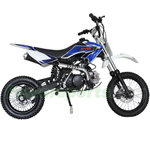 DB-X20 X-PRO<sup>®</sup> 125cc PitBike with 4-speed Manual Transmission, Kick Start! 14&quot;/12&quot; Tires! Zongshen Brand Engine! Top