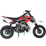 DB-X22 X-PRO<sup>®</sup> 90cc PitBike with Semi-Automatic Transmission, Kick Start! Yinxiang Brand Engine! High quality!