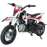 DB-X31 X-PRO<sup>®</sup> 110cc PitBike with Semi-Automatic Transmission, YinXiang Brand Engine,  10&quot; Tires! High quality!