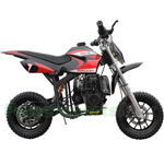 DB-Z001 Kids 4-Stroke Pit Bike With Hand Pull Start! 4 Stroke, Chain Drive, Disc Brakes!