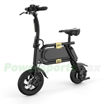 "EB-T004 350W 36V Fordable Electric Bike, 12""/10"" Tires, Aluminum Alloy Frame, Hydraulic Disc Brakes!"