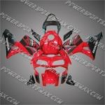 Honda CBR600RR 2003-2004 ABS Fairing Set, Free Shipping!