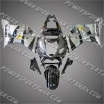 Suzuki GSX R1000 Gixxer 2003-2004 ABS Fairing Set, Free Shipping!