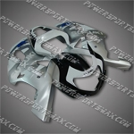 Fairing For 2001 2002 2003 Suzuki GSX-R 600 750 K1 Plastics Set Injection Mold, Free Shipping!