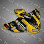 Fairing For Suzuki 1998 1999 2000 2001-2003 TL1000R Plastics Set Injection mold, Free Shipping!