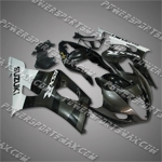 Fairing For Suzuki 2003 2004 GSX-R GSXR 1000 K3 Plastics Set Injection mold, Free Shipping!