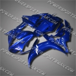 Fairing For 2002 2003 YAMAHA YZF R1 Plastics Set Body Work Injection Mold, Free Shipping!