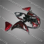 Fairing For 2009 2010 YAMAHA YZF R1 Plastics Set Body Work Injection Mold, Free Shipping!
