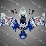 Yamaha YZF R6 2006-2007 ABS Fairing Set, Free Shipping!