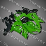 Fairing For KAWASAKI 2006 2007 ZX-10R 06 07 ZX10R Injection Molding Plastics Set, Free Shipping!