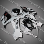 Fairing For Suzuki 2005-2006 K5 GSXR GSX-R 1000 Plastics Set Injection mold, Free Shipping!
