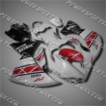 Fairing For YAMAHA 2009 2010 2011 YZF R1 Injection Mold Plastics Set Body Work, Free Shipping!