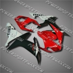 Fairing For YAMAHA 2002 2003 YZF-R1 Plastics Set Injection Mold 02 03 R1, Free Shipping!