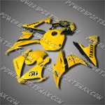 Fairing For YAMAHA 2004 2005 2006 YZF-R1 Plastics Set 04 05 06 R1 Body Work, Free Shipping!