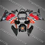 Honda CBR954RR 2002-2003 ABS Fairing Set, Free Shipping!