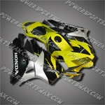 Fairing For Honda 2003 2004 CBR 600 RR Injection Molding Plastics Set 03 04 F5, Free Shipping!