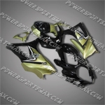 Fairing For Suzuki 2007 2008 GSX-R GSXR 1000 K7 Injection Molding Plastics Set, Free Shipping!