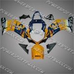 Suzuki GSX R750 2001-2003 ABS Fairing Set, Free Shipping!