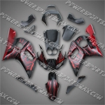 YAMAHA YZF R6 1998-2002 ABS Fairing Set, Free Shipping!