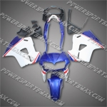 Honda VFR800 1998-2001 ABS Fairing Set - Handcraft, Free Shipping!
