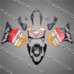 Honda CBR600 F4i 2004-2007 ABS Fairing Set, Free Shipping!