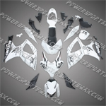 Suzuki GSX R750 2006-2007 ABS Fairing Set, Free Shipping!