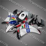 Fairing For Honda 2008 2009 CBR1000RR Plastics Set Injection Molding BodyWork, Free Shipping!
