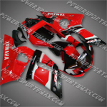 Fairing For 1998 1999 2000 2001 2002 YAMAHA YZF R6 Plastics Set Injection Mold, Free Shipping!