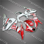 Fairing For 2003 2004 2005 YAMAHA YZF R6 Plastics Set Body Work Injection Mold, Free Shipping!