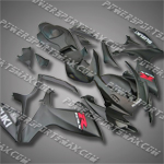 FAIRING For 2006-2007 SUZUKI GSXR 600 750 K6 PLASTICS, Free Shipping!