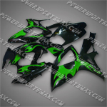 Fairing For 2006-2007 Suzuki GSX-R 600 750 K6 Plastics Set Injection Mold, Free Shipping!