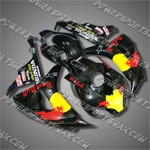 Fairing For Honda 2006 2007 CBR 1000 RR Plastics Set Injection Mold Body Work, Free Shipping!