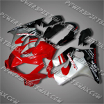 Fairing For Honda 2004 2005 2006 2007 CBR 600 F4I Plastics Set Injection Molding, Free Shipping!
