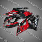 Fairing For 2005 2006 Suzuki GSX-R GSXR 1000 K5 Plastics Set Injection Mold, Free Shipping!