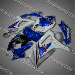 Fairing For 2007-2008 Suzuki GSX-R 1000 K7 Plastics Set Injection mold, Free Shipping!