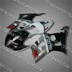 Fairing For Suzuki 2003 2004 GSX-R GSXR 1000 K3 Plastics Set Injection mold, Free Shipping!