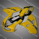 Fairing For Suzuki 1998 1999 2000 2001-2003 TL1000R Plastics Set Injection mold, Free Shipping!
