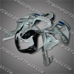 Fairing For 2001 2002 2003 Suzuki GSX-R 600 750 K1 Plastics Set Injection Mold, Free Shipping!