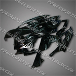 Fairing For 2006 2007 YAMAHA YZF-R6 Body Work Plastics Set Injection mold, Free Shipping!